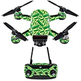 MightySkins Skin For DJI Spark Drone & Controller - Pickles | Protective, Durable, and Unique Vinyl Decal wrap cover | Easy To Apply, Remove, and Change Styles | Made in the USA