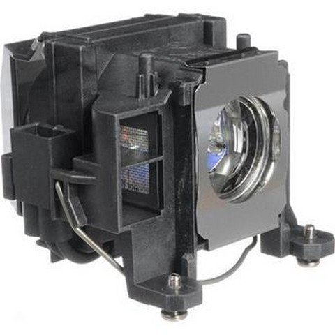 ELP-LP48 Epson Projector Lamp Replacement. Projector Lamp Assembly with High Quality Genuine Original Osram P-VIP Bulb (Elplp48 Replacement)