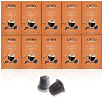 100 Capsulas de Cafe Compatibles con Nespresso by DANIELS BLEND COFFEE
