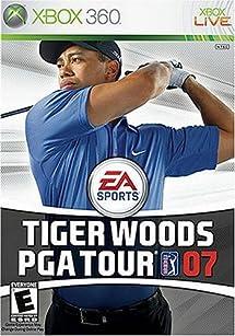 Tiger Woods PGA Tour 07 - Xbox 360
