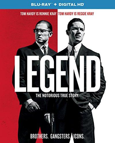 Legend (2015) [Blu-ray]