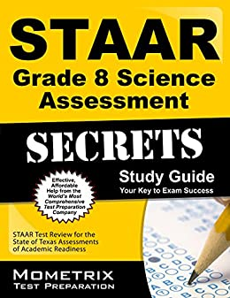 amazon com staar grade 8 science assessment secrets study guide rh amazon com