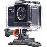 Vivitar DVR917HD 4K Action Camera with Remote (Black)