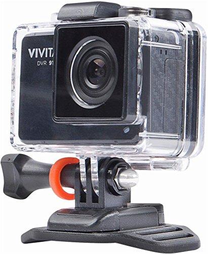 Vivitar DVR917HD 4K Action Camera with Remote