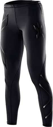 2XU Women's Compression Tights G1, Black/Nero