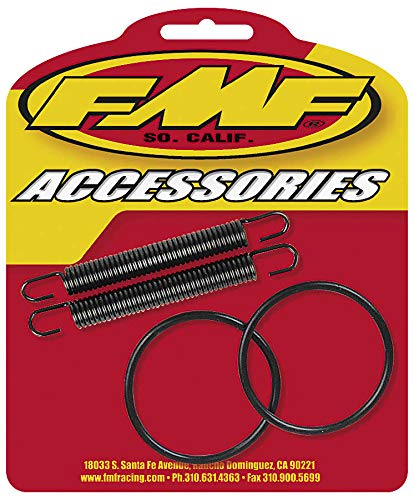 Fmf Racing Cr250 92-01 & 05-07 Pipe Spring/O Ring Kit Cr250 11307 New (Best Pipe For Cr250)