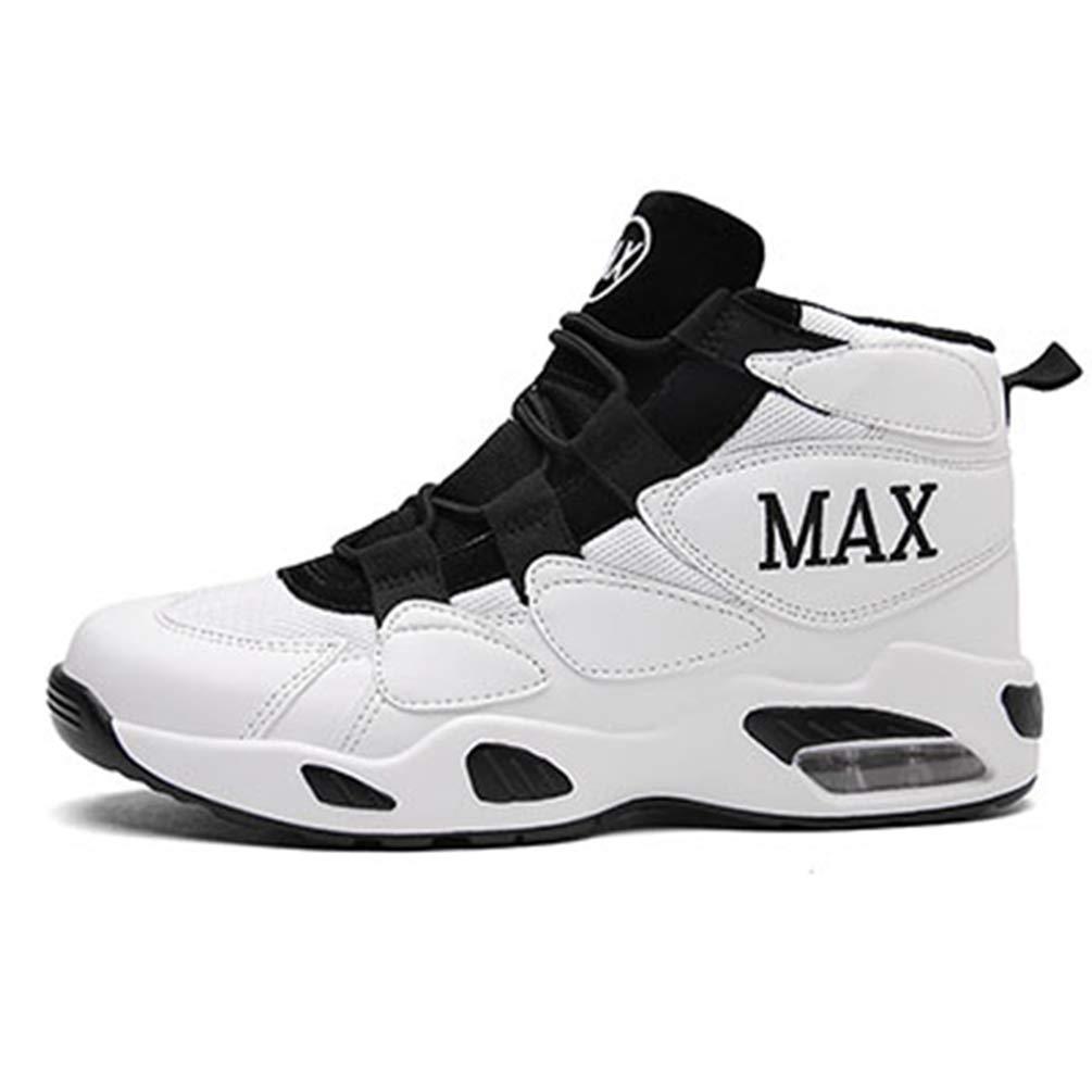 Männer Basketball Schuhe High High High Top Sport Luftkissen Max Mesh AtmungsAktive KnöchelStiefel männliche Turnschuhe B07JGV1JCT Basketballschuhe Jeder beschriebene Artikel ist verfügbar ea96c8