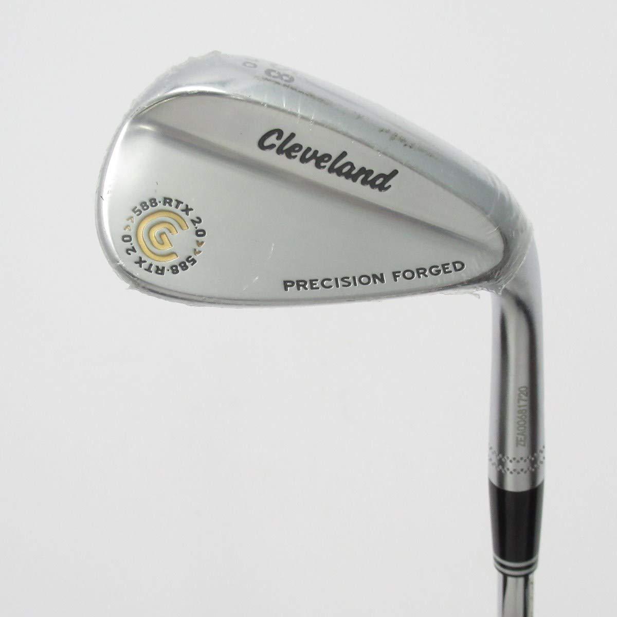 【中古】クリーブランド Cleveland Golf 588 RTX 2.0 PRECISION FORGED ウェッジ N.S.PRO 950GH 【58-10】 B07STMP71R  /S