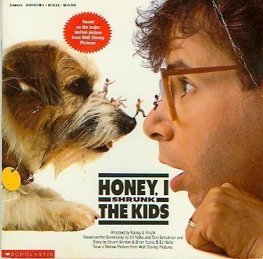 Honey, I Shrunk the Kids (Reading Level 2) by Nancy E. Krulik (1989-05-03)