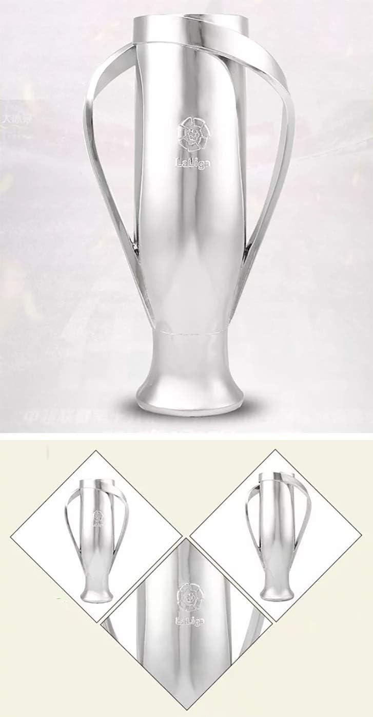 Liga-Meisterschaft Trophy La Liga Troph/äe for Fans//Souvenir//Sammlung//Geschenk//Hauptdekoration//Verzierungen//Auszeichnungen von Fu/ßballspiel SXQ Troph/äen