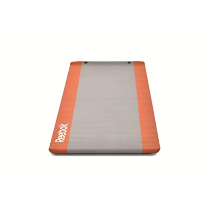 Reebok Extra Thick Premium Studio Yoga Mat with Storage Eyelets