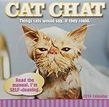 Cat Chat 2014 Wall (calendar)