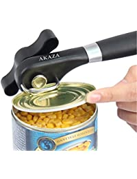 Investment AKAZA Smooth Edge Safety Cutting Manual Can Opener occupation