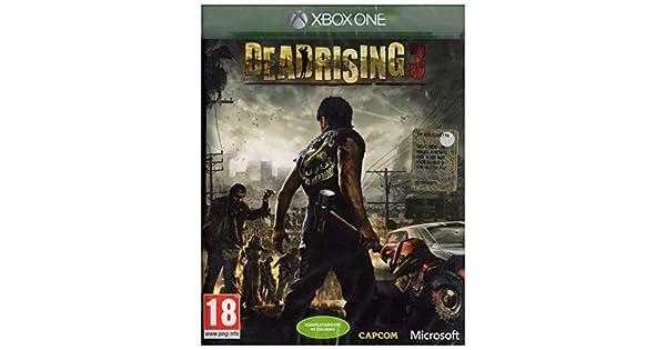 Giochi per Console Microsoft Dead Rising 3: Amazon.es: Videojuegos