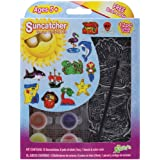 New Image Group Suncatcher Group Activity Kit, Pirate, 12-Pack