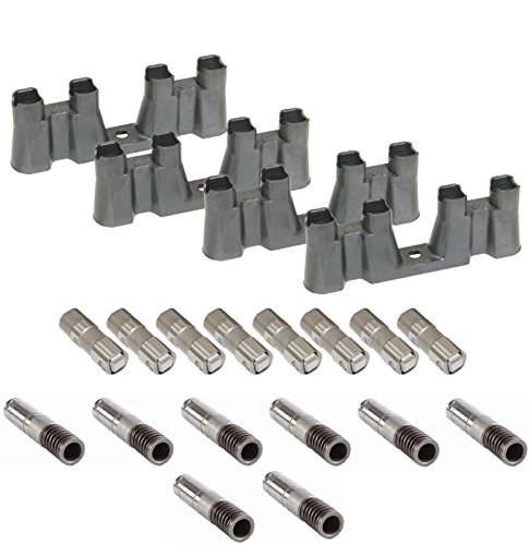 CHEVY GM LS 5.3 6.0 6.2L AFM DOD TRUCK CAR SET OF 16 HYD ROLLER LIFTERS & (Hyd Lifters)