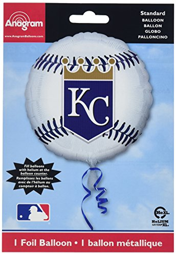 Anagram International Kansas City Royals Package Party Balloons, 18