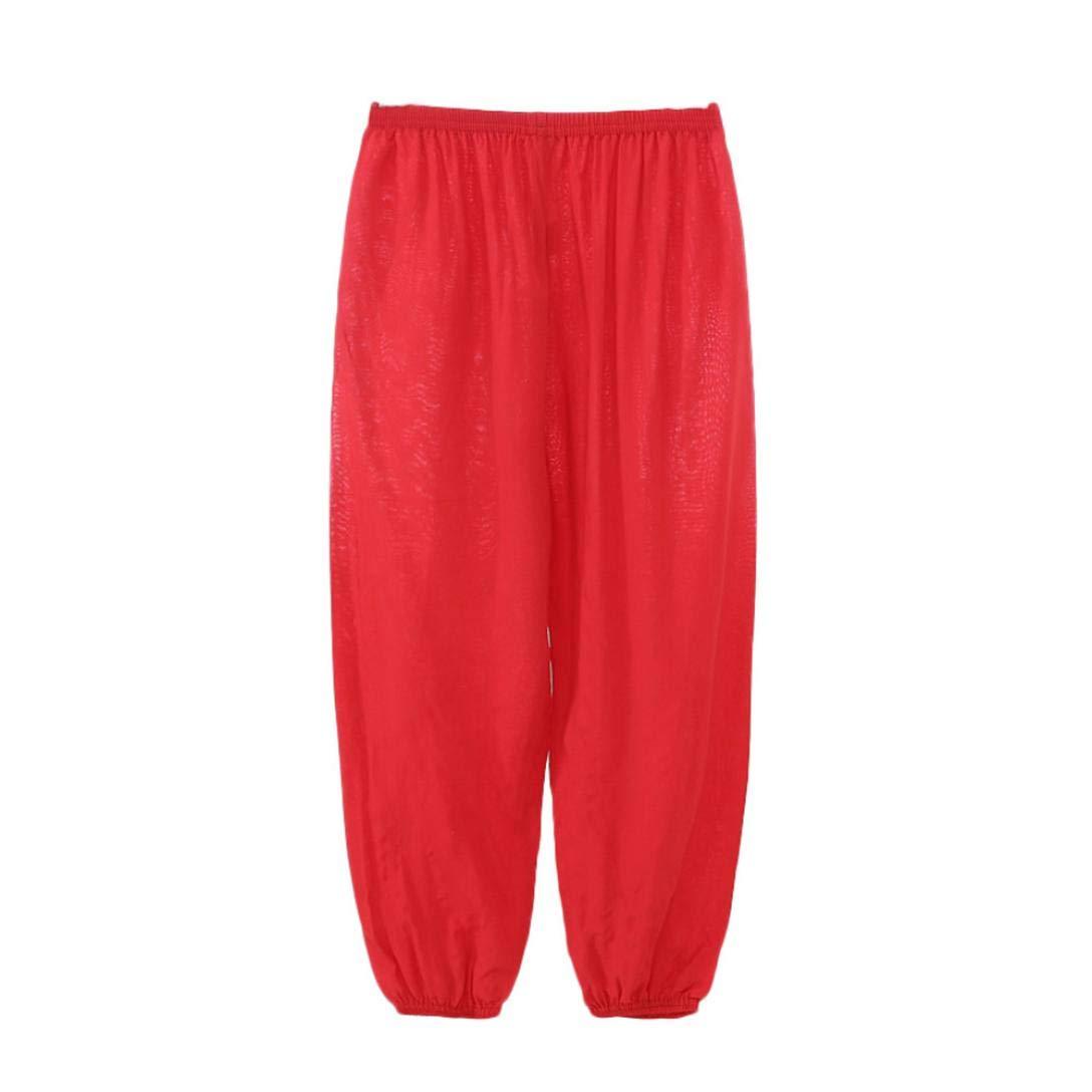 101f4355f Toddler Kids Baby Boy Girl Casual Sports Yago Eelastic Harem Long Pants  Bloomers