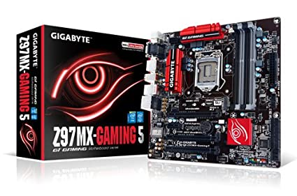 Gigabyte GA-Z97MX-Gaming 5 Creative Audio Driver UPDATE
