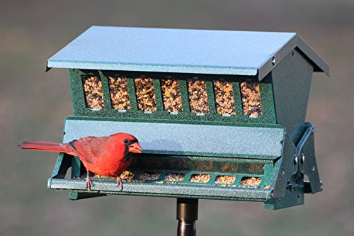 Woodlink Absolute II Squirrel Resistant Bird Feeder Model 7536