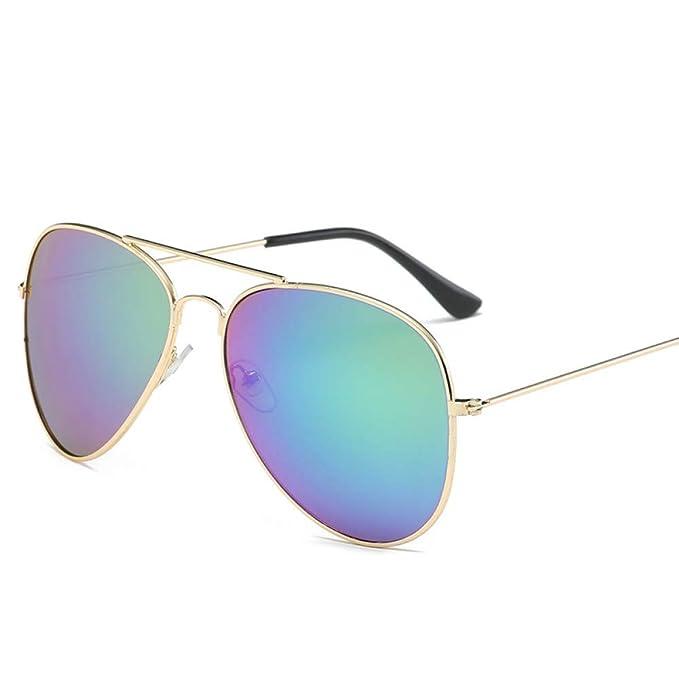 XMDNYE Piloto Gafas De Sol Piloto Mujer Gafas De Mujer Marco ...