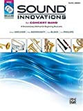 Best Innovation Books - Alfred Sound Innovations for Concert Band Book 1 Review
