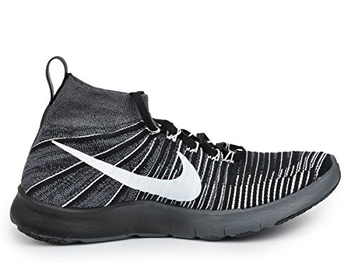 Free Flyknit Men Sneakers Grey black s White Dark Gris volt Force NIKE Train qXEwdq