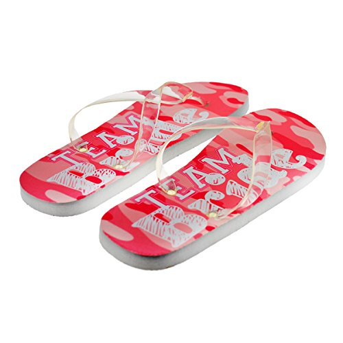 Bride Wedding UK Ladies XFFS064 Flip Novelty 8 Design Flops 41 Euro Shoe 37 Team 4 qw0d5g1xcw