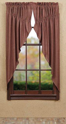 Ashton Window (Ashton & Willow Bancroft Gathered Prairie Curtains)
