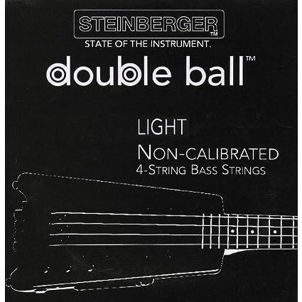 Steinberger Cuerdas para bajo (4cuerdas, luz