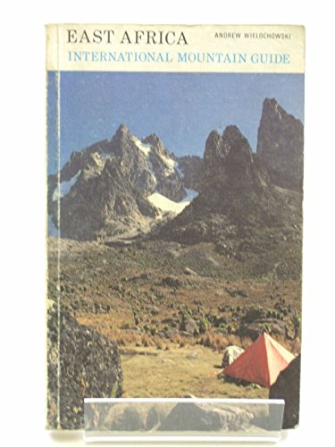 East Africa International Mountain Guide
