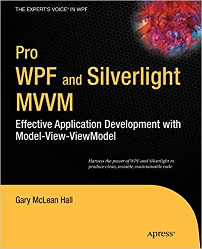 Pro WPF and Silverlight MVVM: Effective Application