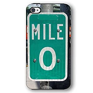 Key West Florida Route 1 One Mile 0 Zero Diy For Iphone 6Plus Case Cover Armor Phone Case