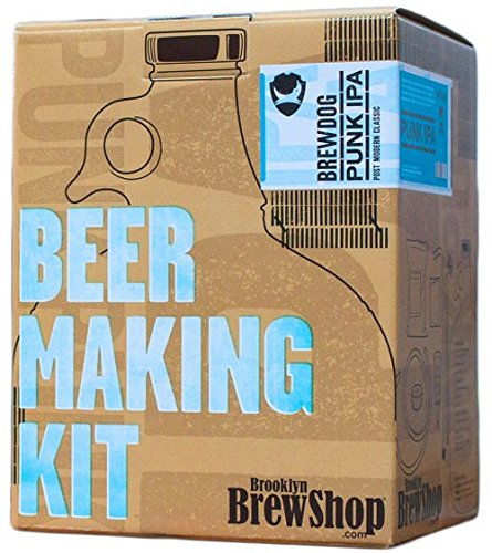 Beer Making Kit - BrewDog's Punk IPA Brooklyn Brew Shop