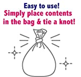 BOS Amazing Odor Sealing Disposable Bags for
