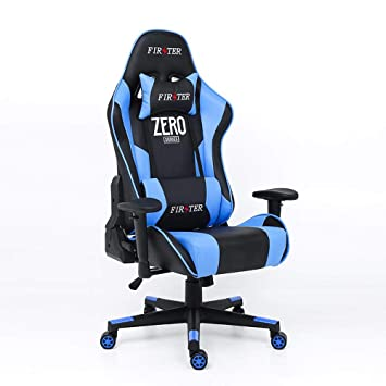 Amazon.com: E-Sports Chair Game Chair Can Lie Flat Net ...