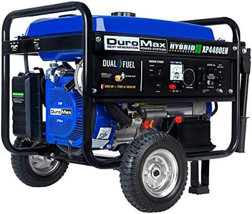 Amazon.com: DuroMax XP4400EH, 3500 vatios/4400 vatios de ...