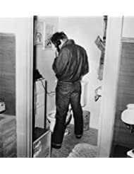 James Dean taking a pee