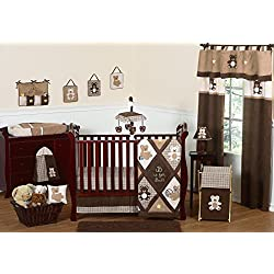 Crib Bedding Set Bear
