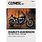 Clymer Repair Manuals for Harley-Davidson Dyna Super Glide Sport FXDX 1999-2005