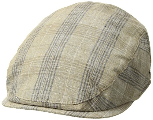 Bailey of Hollywood Mens Chiron Plaid Ivy Cap