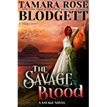 The Savage Blood (#2): New Adult Dark Paranormal/Sci-fi Romance (The Savage Series)