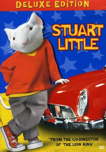 Amazon Com Stuart Little Deluxe Edition Geena Davis Hugh Laurie Jonathan Lipnicki Rob Minkoff Douglas Wick Red Wagon Entertainment Movies Tv
