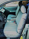 Durafit Seat Covers, HL5-Black Twill Seat Covers for all ...