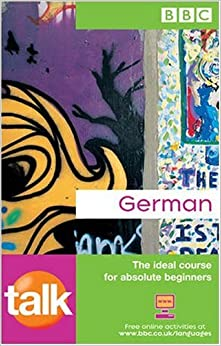 Book TALK GERMAN COURSE BOOK (NEW EDITION)