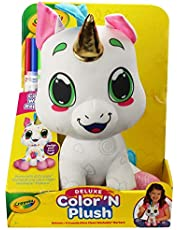 """Crayola 12"""" Deluxe Color 'N Plush"""
