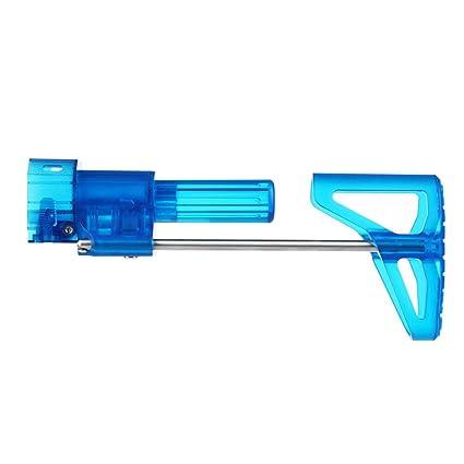 douleway Molde de inyección para hombro Nerf N-Air, Elite Stryfe, color azul