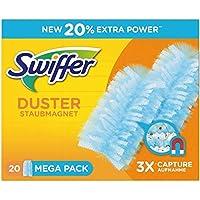 Swiffer stofmagneetdoeken, Mega navulverpakking, per stuk verpakt (1 x 20 stuks)
