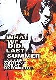 What We Did Last Summer [DVD] [2003] [Region 1] [NTSC]