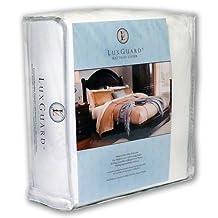 Luxguard Mattress Zipcover - Single - Encasement For Allergens, Bedbugs, Dust Mites- Size: Single